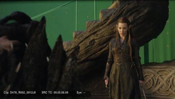 Evangeline-Lilly-The Hobbit-Tauriel