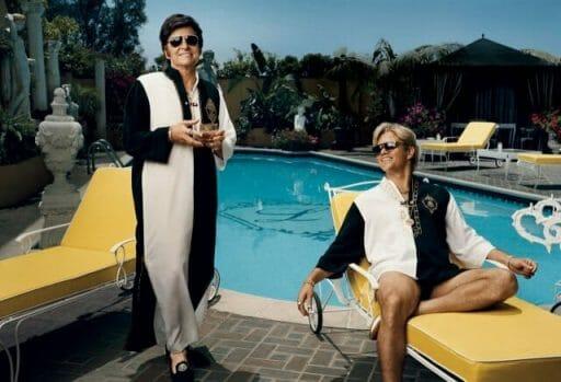 Ma Vie avec Liberace, de Steven Soderbergh, avec Michael Douglas et Matt Damon