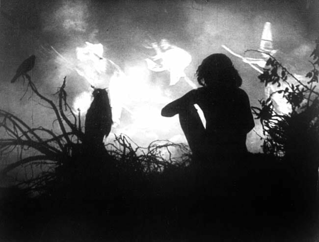 Witchcraft through the Ages (1922 Sweden)  aka Haxan   Documentary