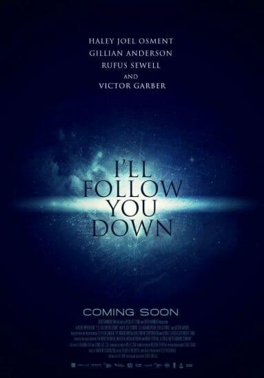I'll follow you down affiche
