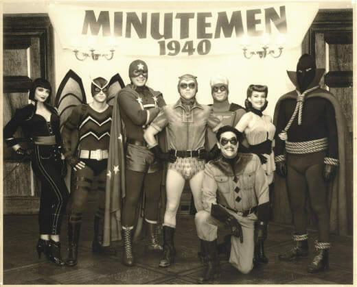 The Watchmen-photo