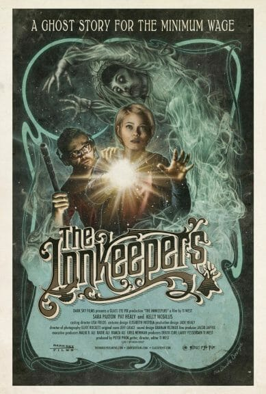 affiche-The-Innkeepers-vintage