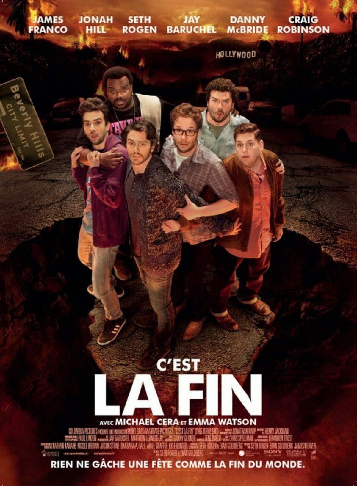 Cest-la-Fin-Affiche-France