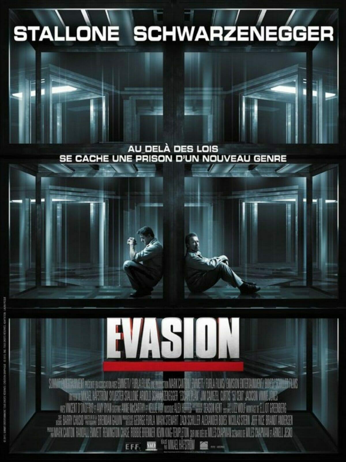 Evasion-Affiche-France
