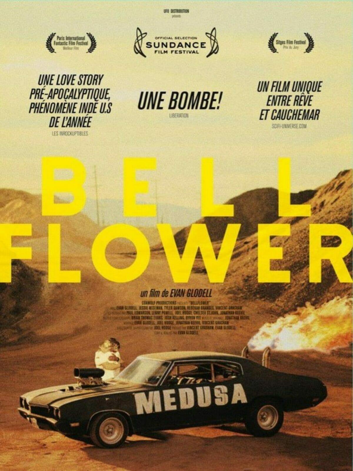 bellflower-affiche-france
