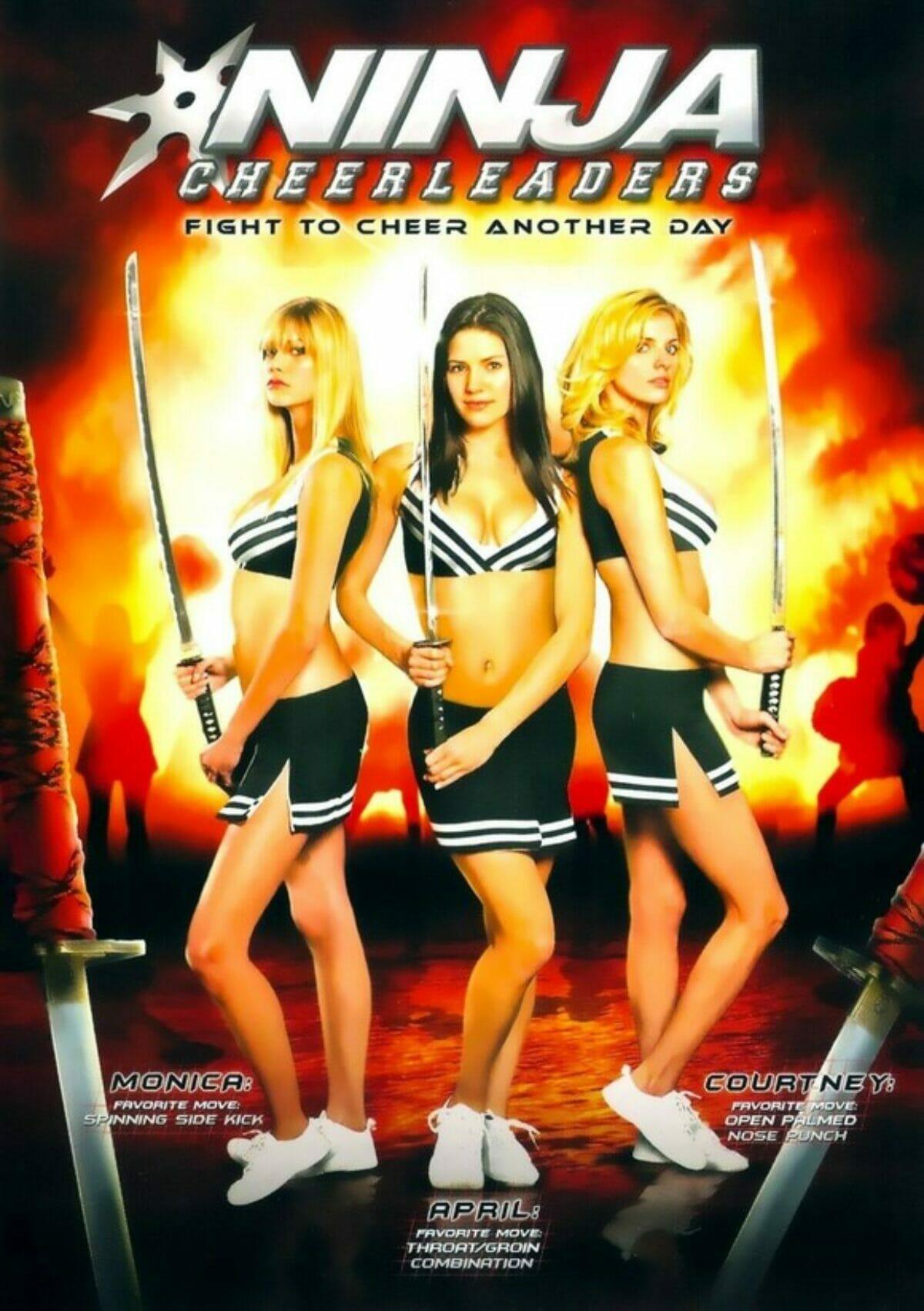 Ninja-Cheerleaders-poster