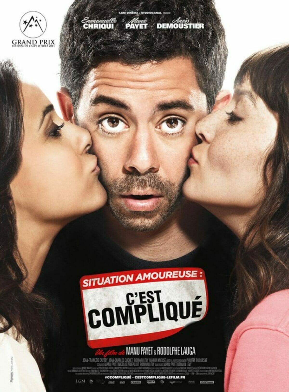 Situation-Amoureuse-Cest-Compliqué-Affiche