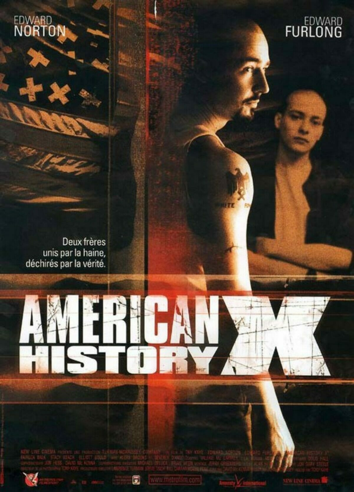 american-history-x-poster