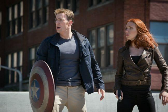 Captain America le Soldat de l'Hiver : nouvelles photos-photo