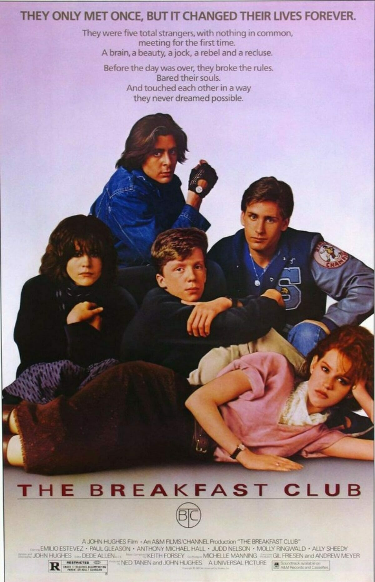 the-breakfast-club-1985-hughes-affiche