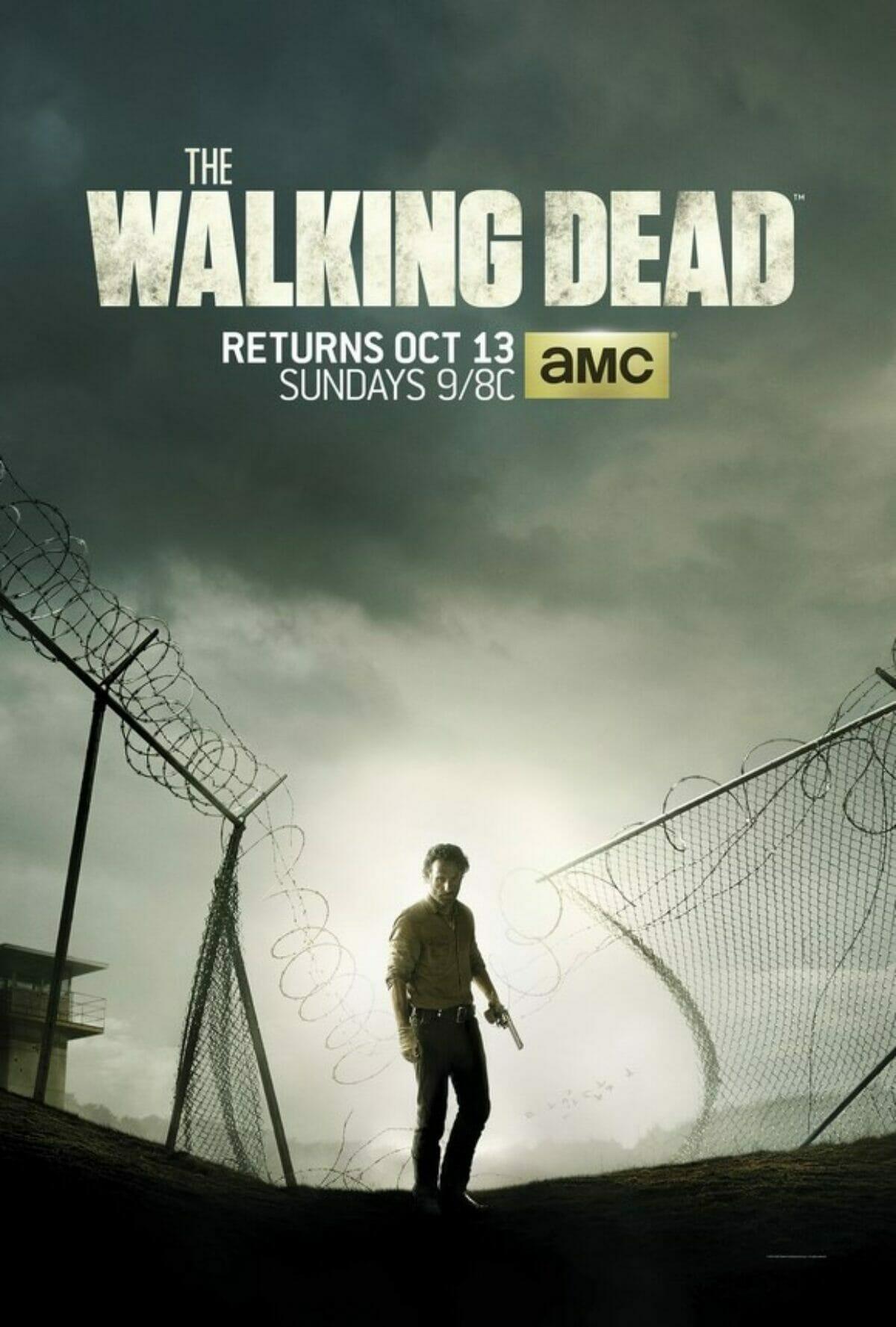 The-Walking-Dead-saison-4-affiche