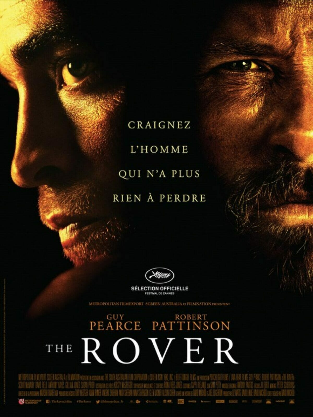 The Rover-affiche-France