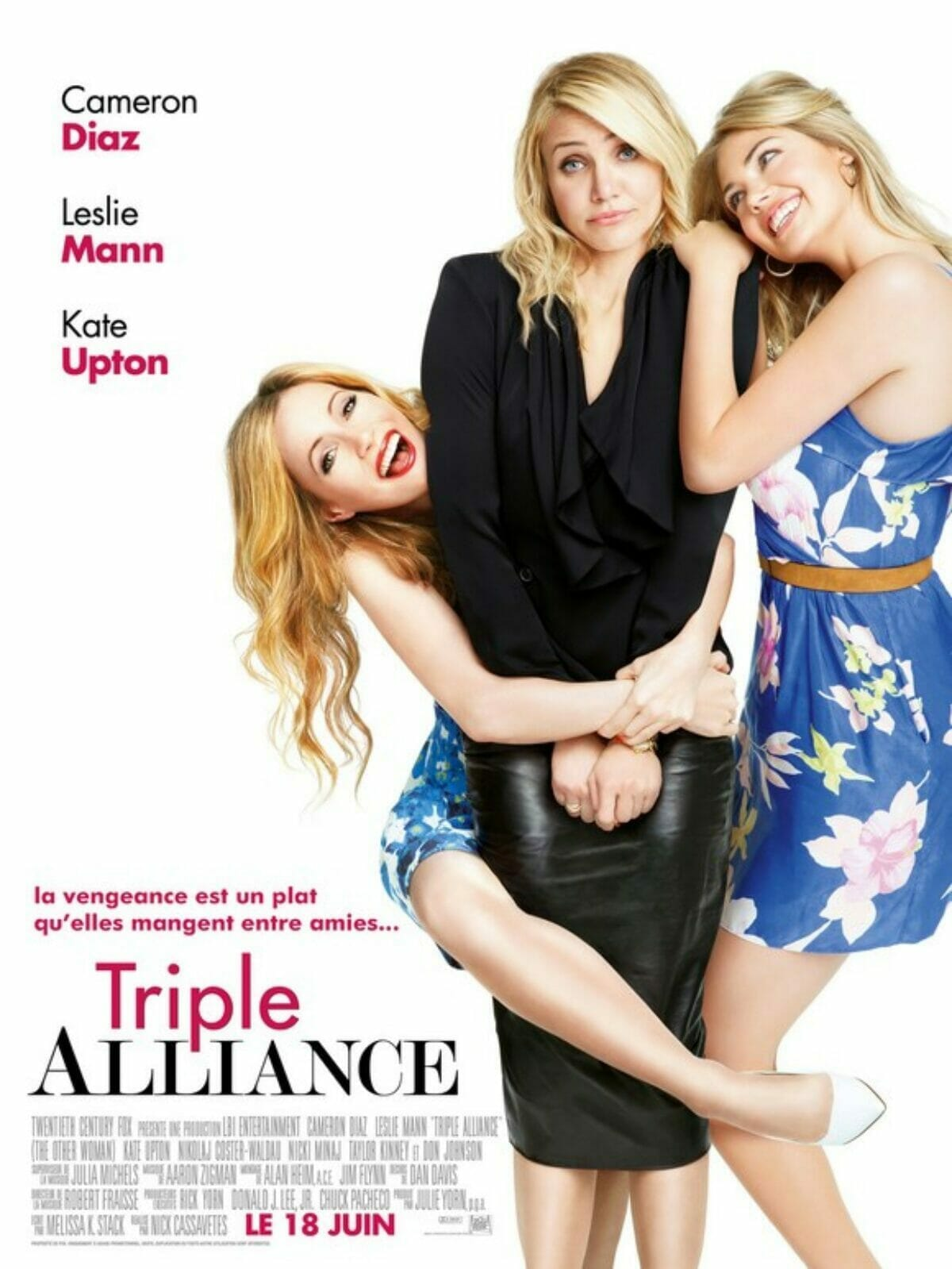 Triple-Alliance-The-Other-Woman-poster-affiche