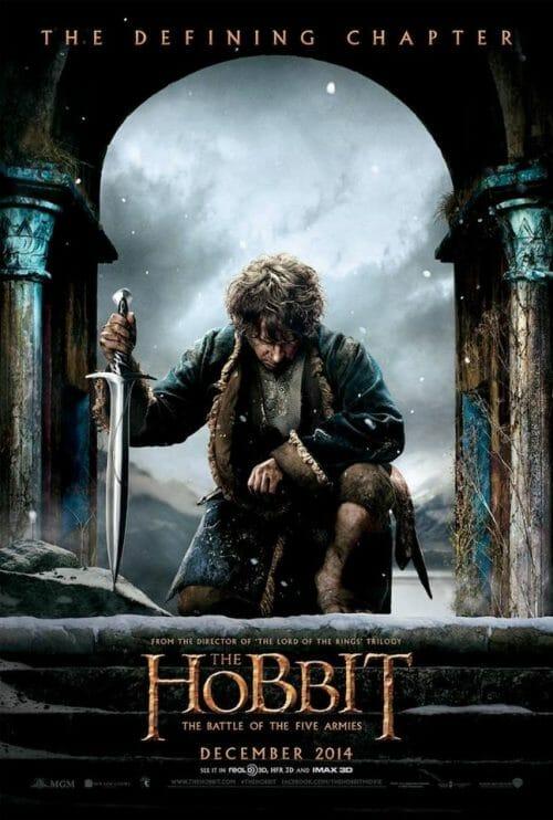 Le-Hobbit-La-bataille-des-cinq-armées-poster-Bilbo