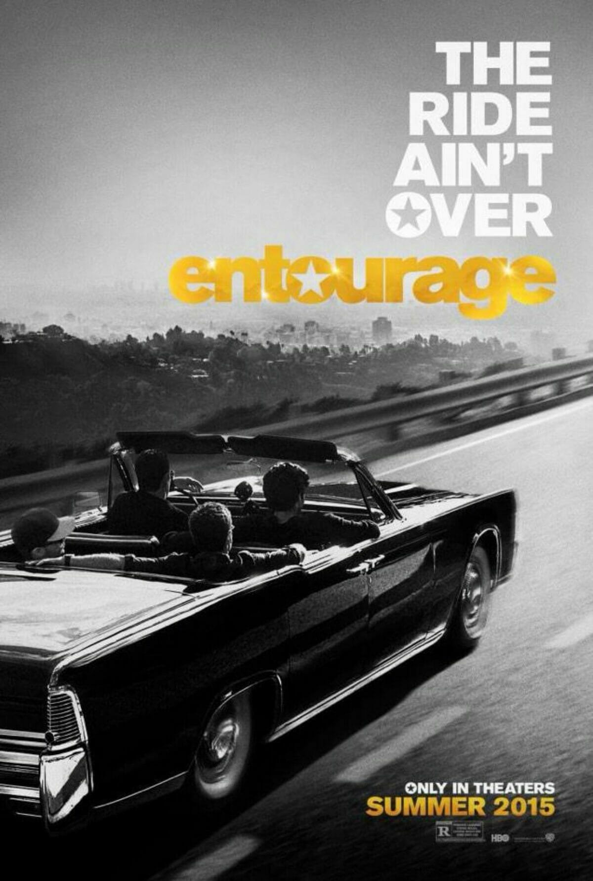 Entourage-teaser-poster