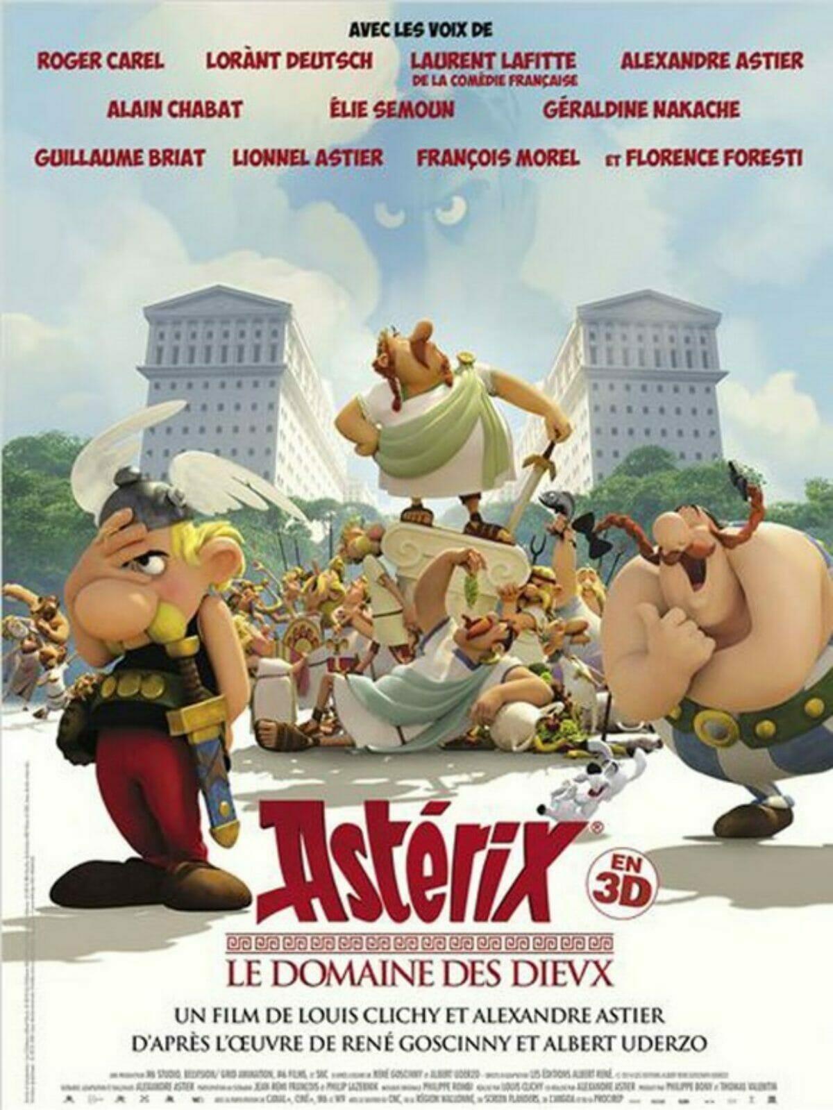 Astérix-affiche