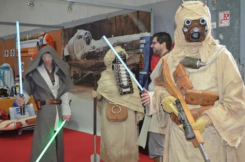 Stand-cosplay-Star-Wars