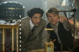Houdini-cast