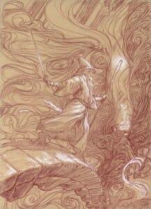 Middle-earth-Gandalf-Balrog