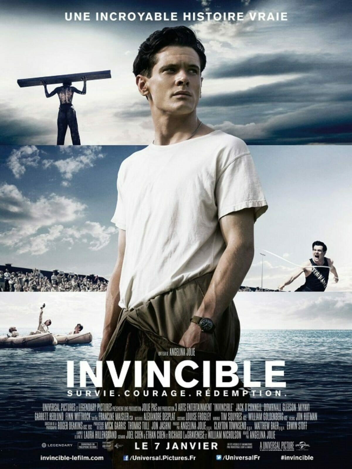 Invincible-affiche-poster-France