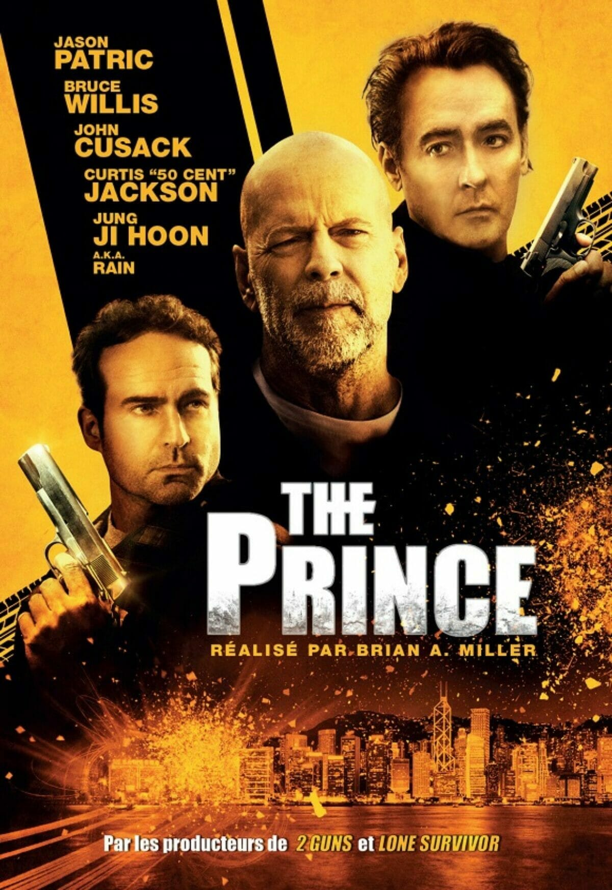 The-Prince-Bruce-Willis-Poster