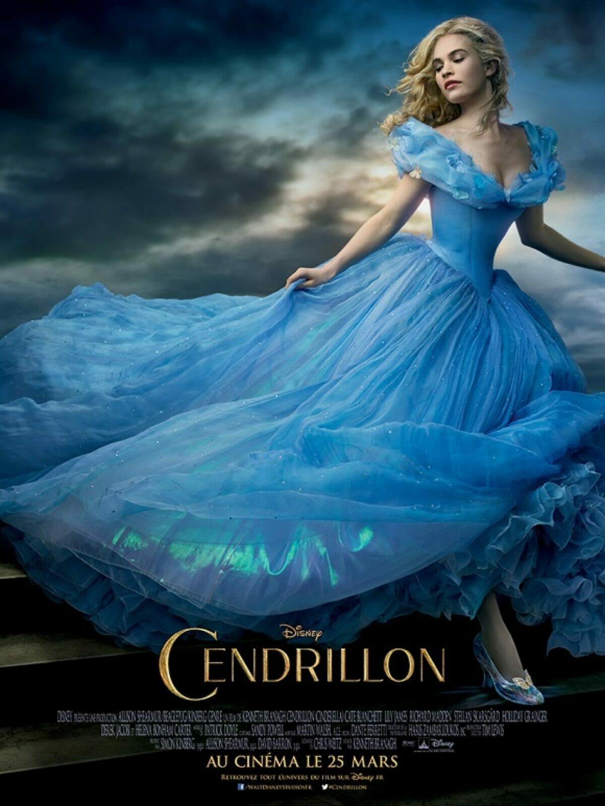 Cendrillon-poster