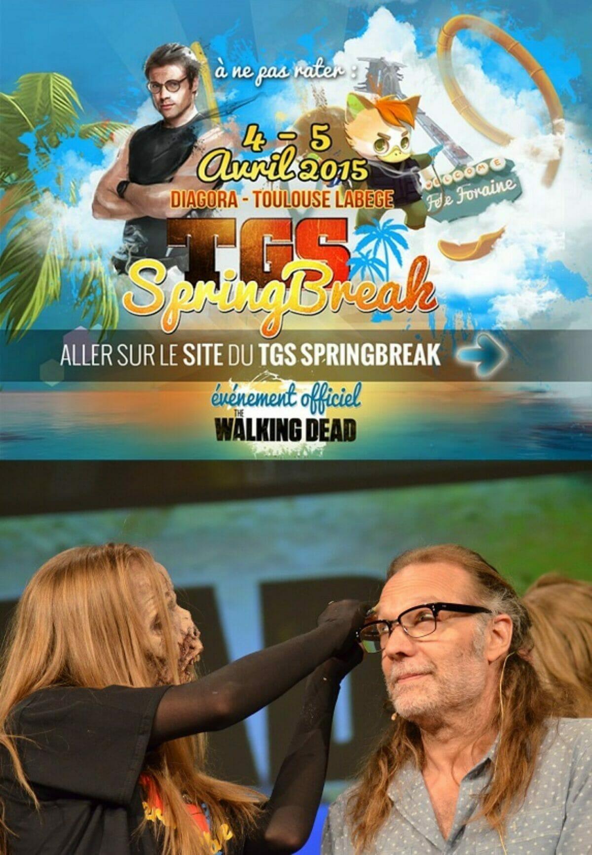 TGS 2015 springbreak-Greg-Nicotero
