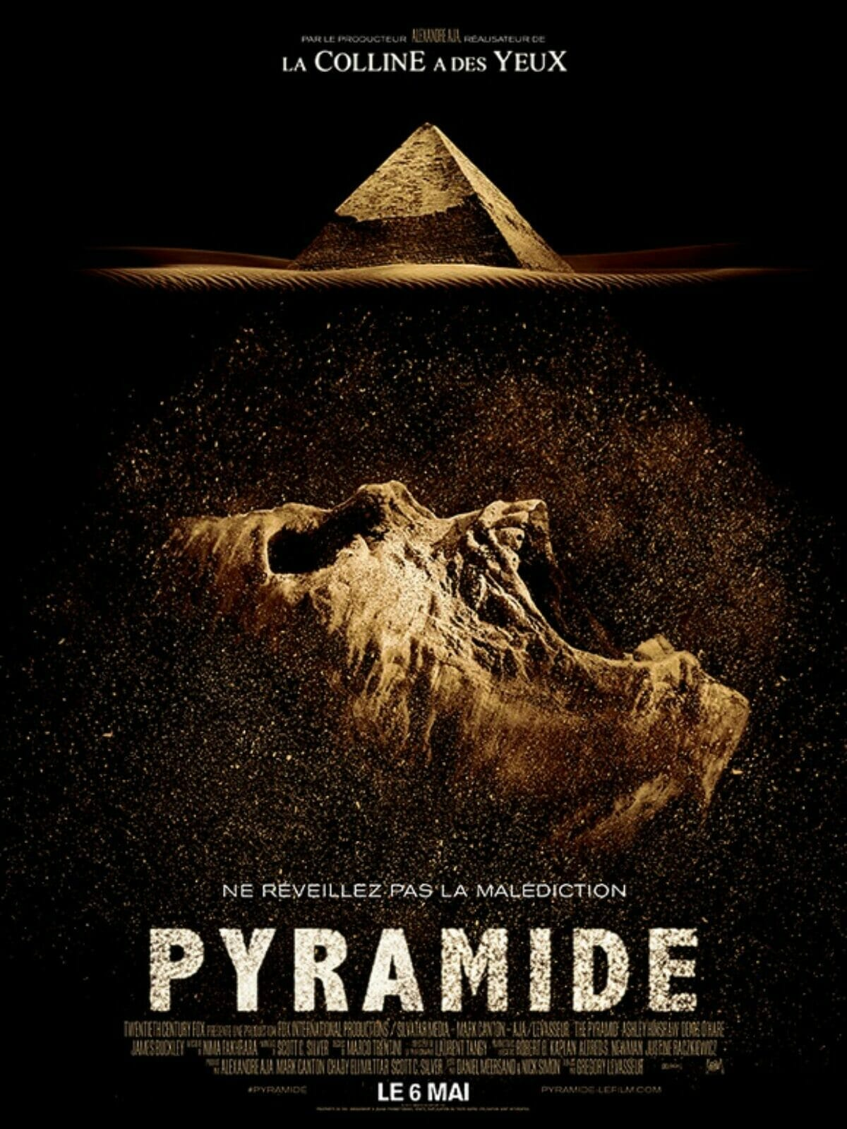 Pyramide-poster