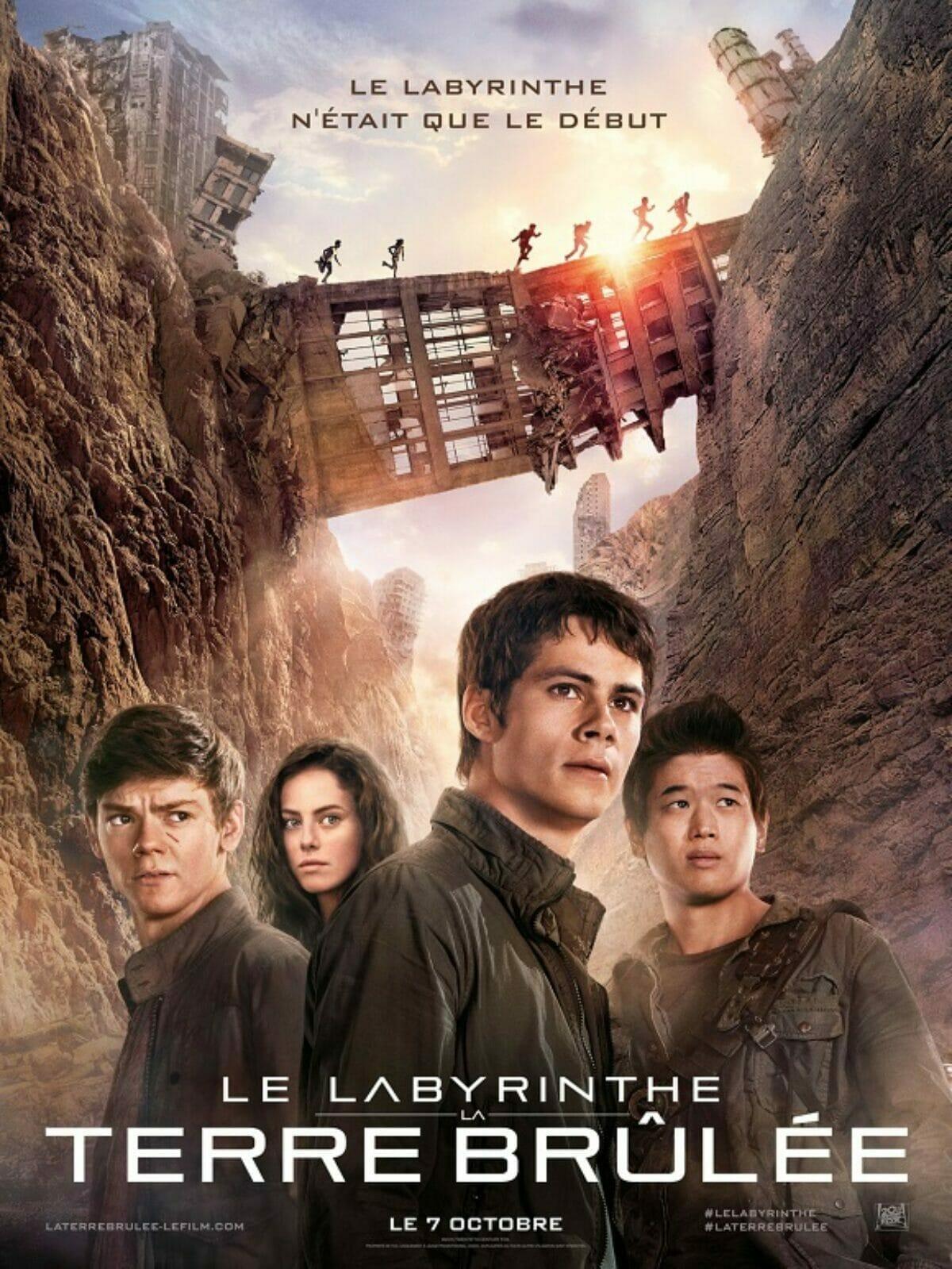 Le-Labyrinthe-Terre-Brûlée-poster