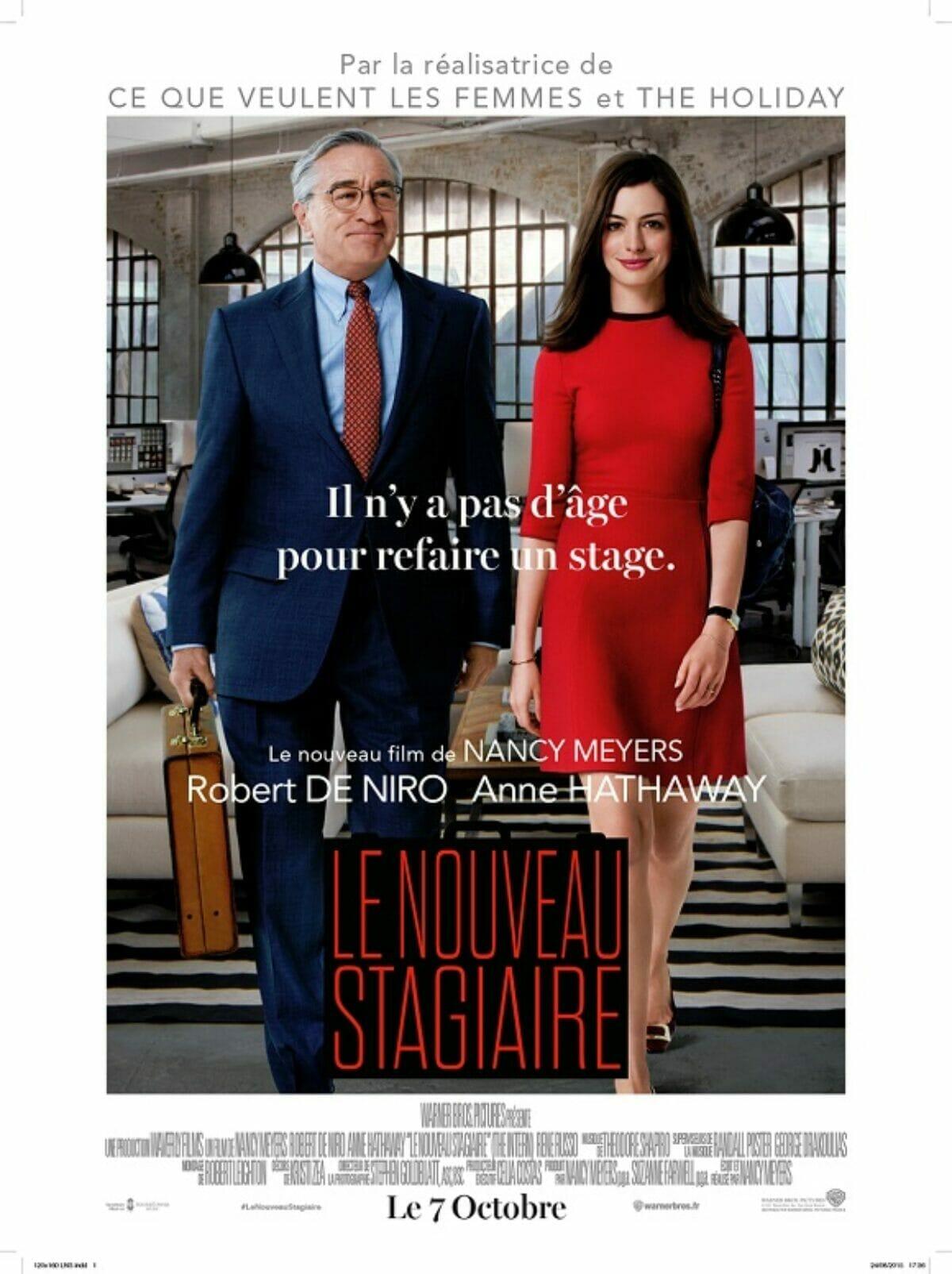 Le-Nouveau-Stagiaire-poster