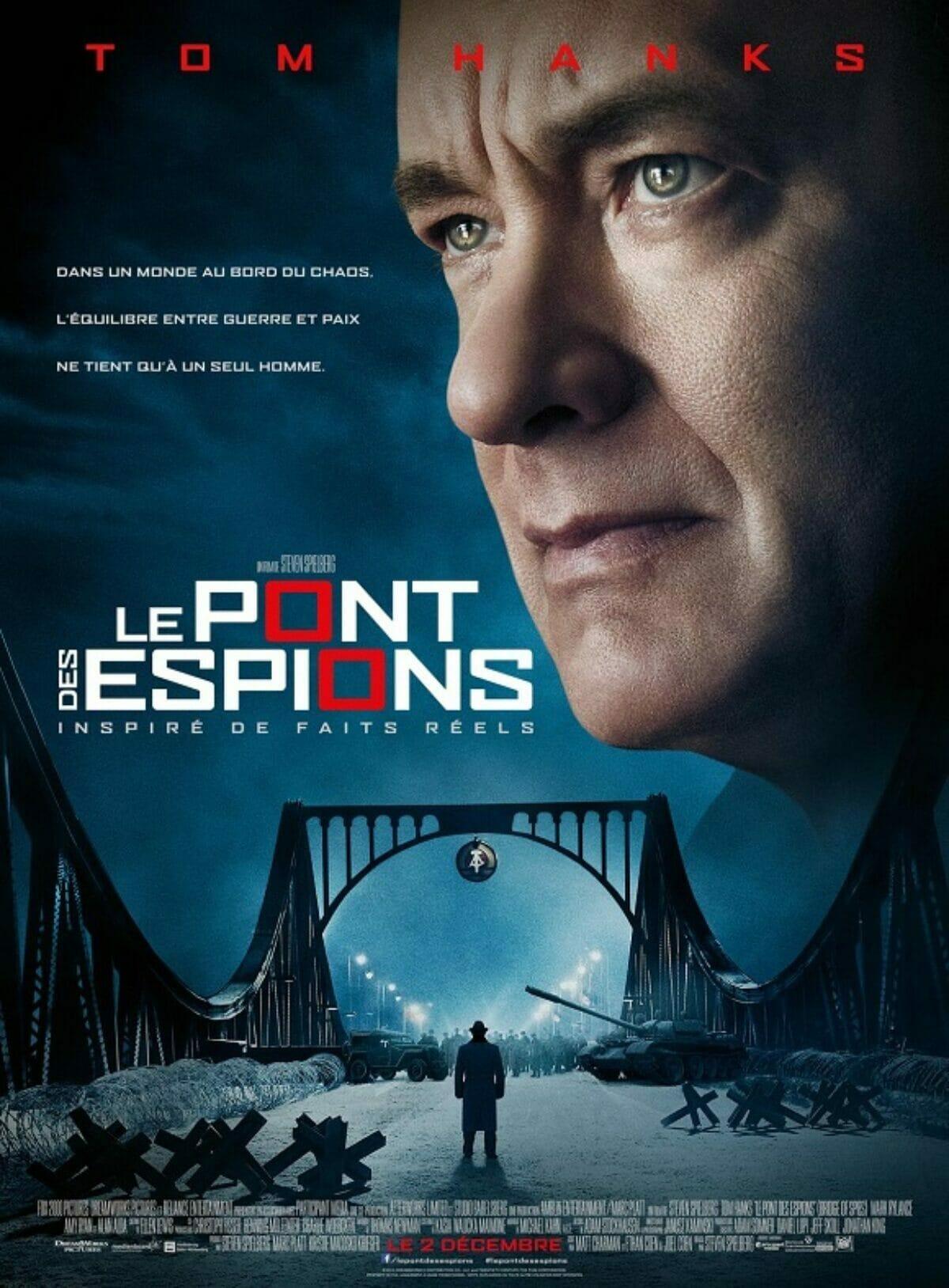 Le-Pont-des-Espions-poster-France