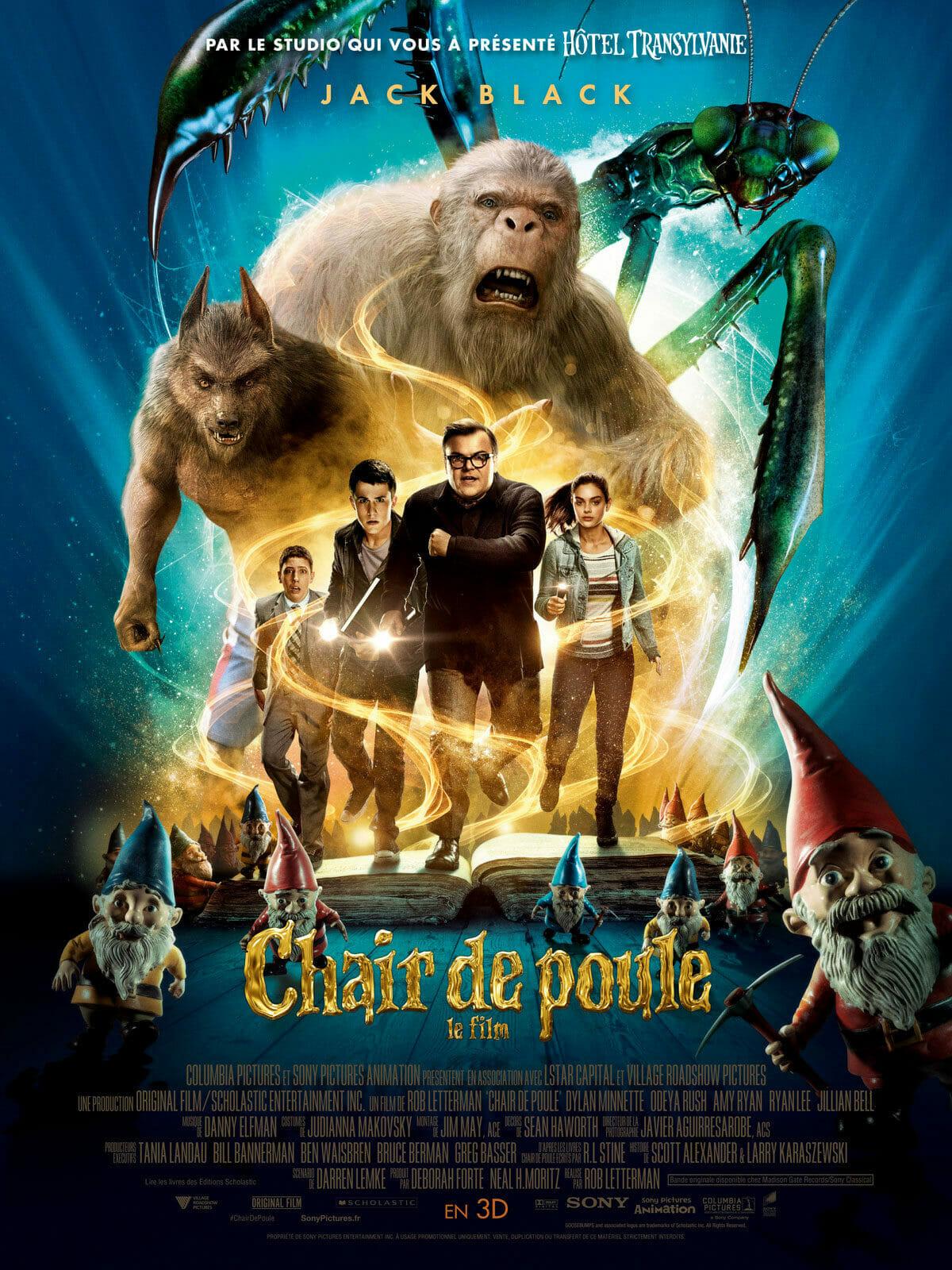 Chair-de-Poule-poster