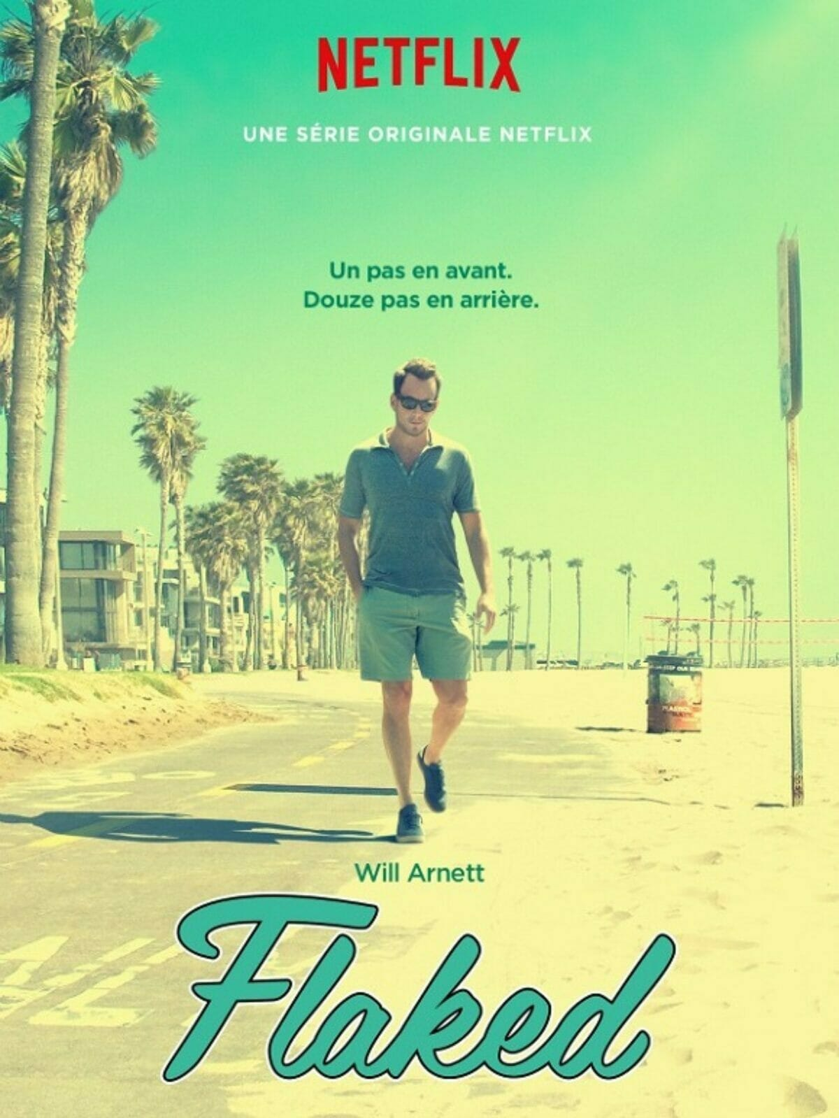 Flaked-poster