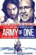 army-of-one-poster