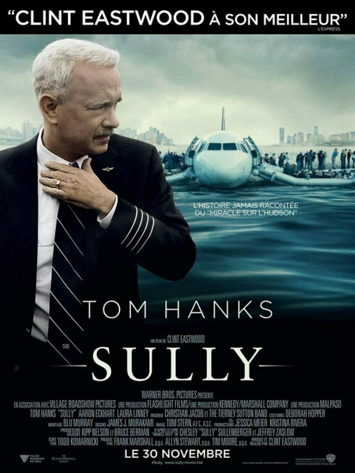 Affiche française de Sully