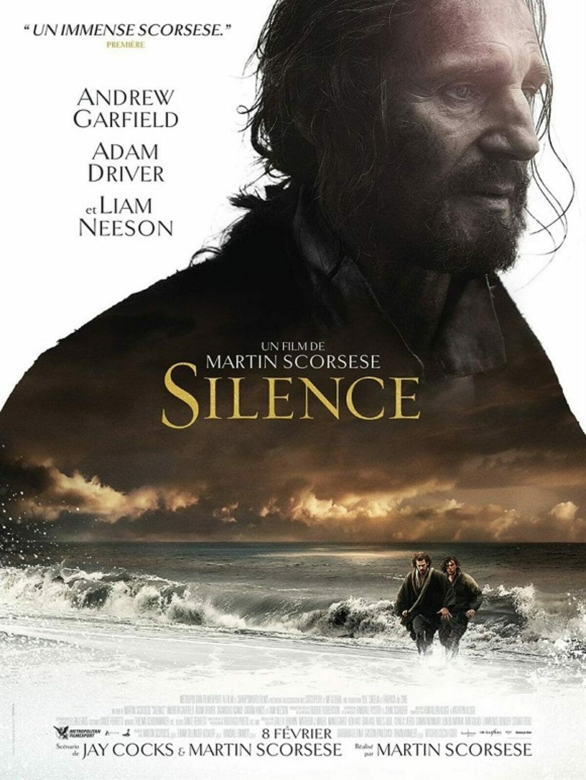 Silence-poster