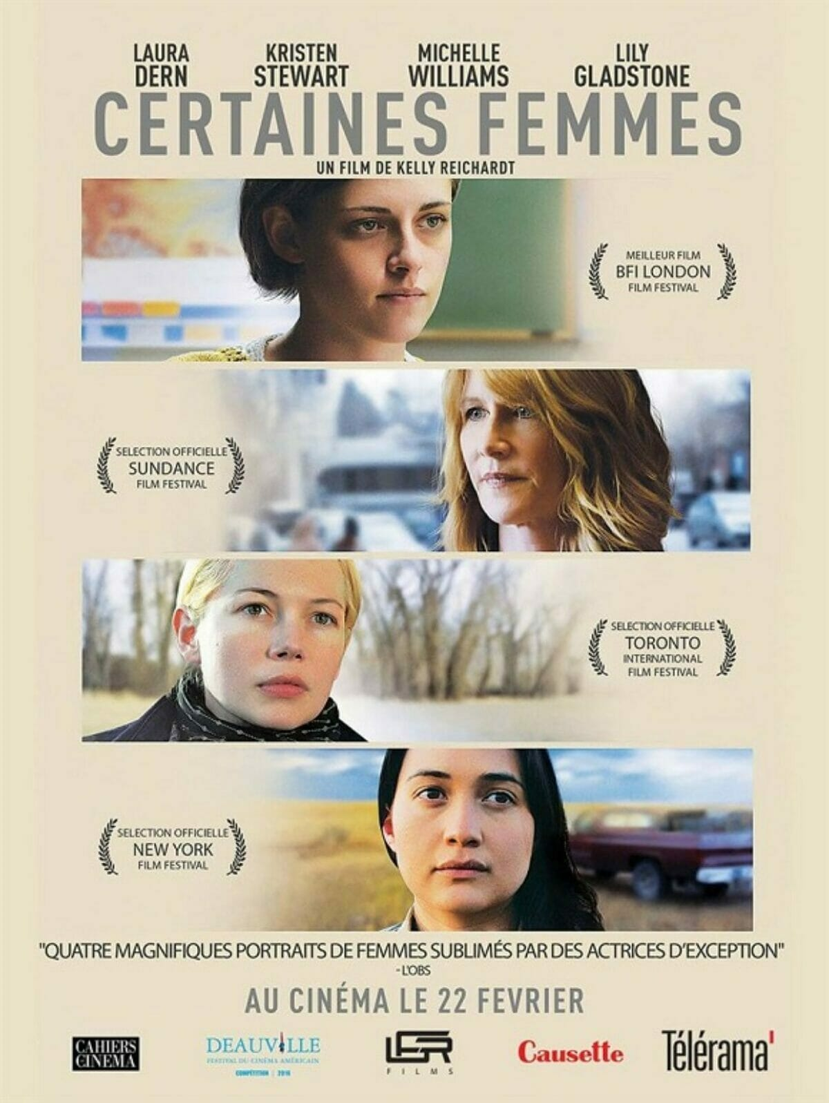 Certaines-Femmes-poster