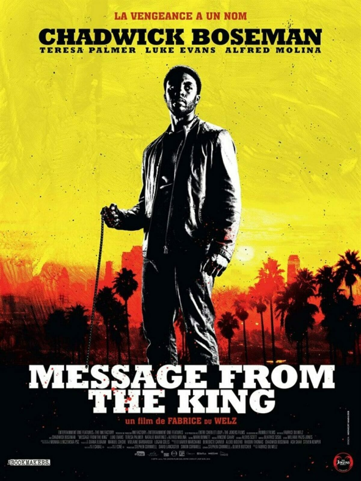 Message-from-the-king-poster