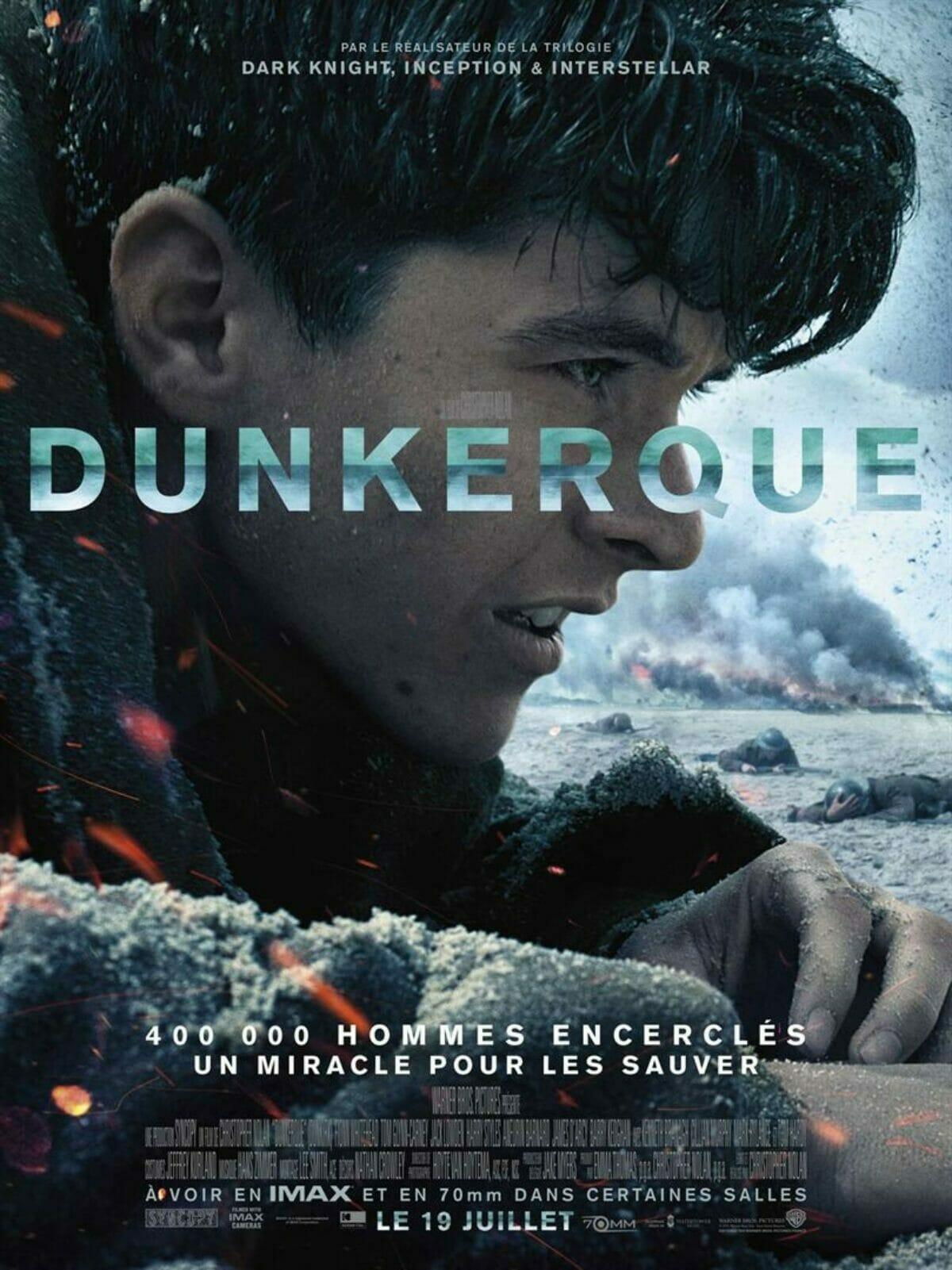 Dunkerque-poster-France