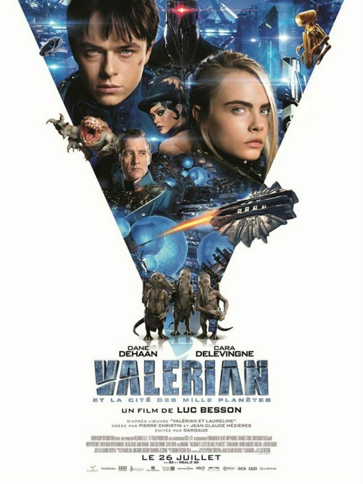 Valérian-poster
