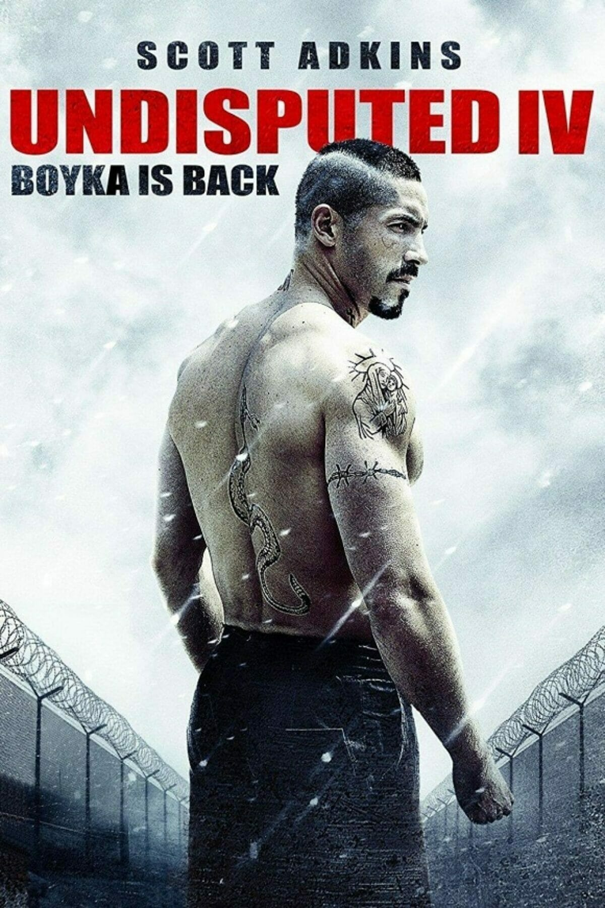 Boyka-poster