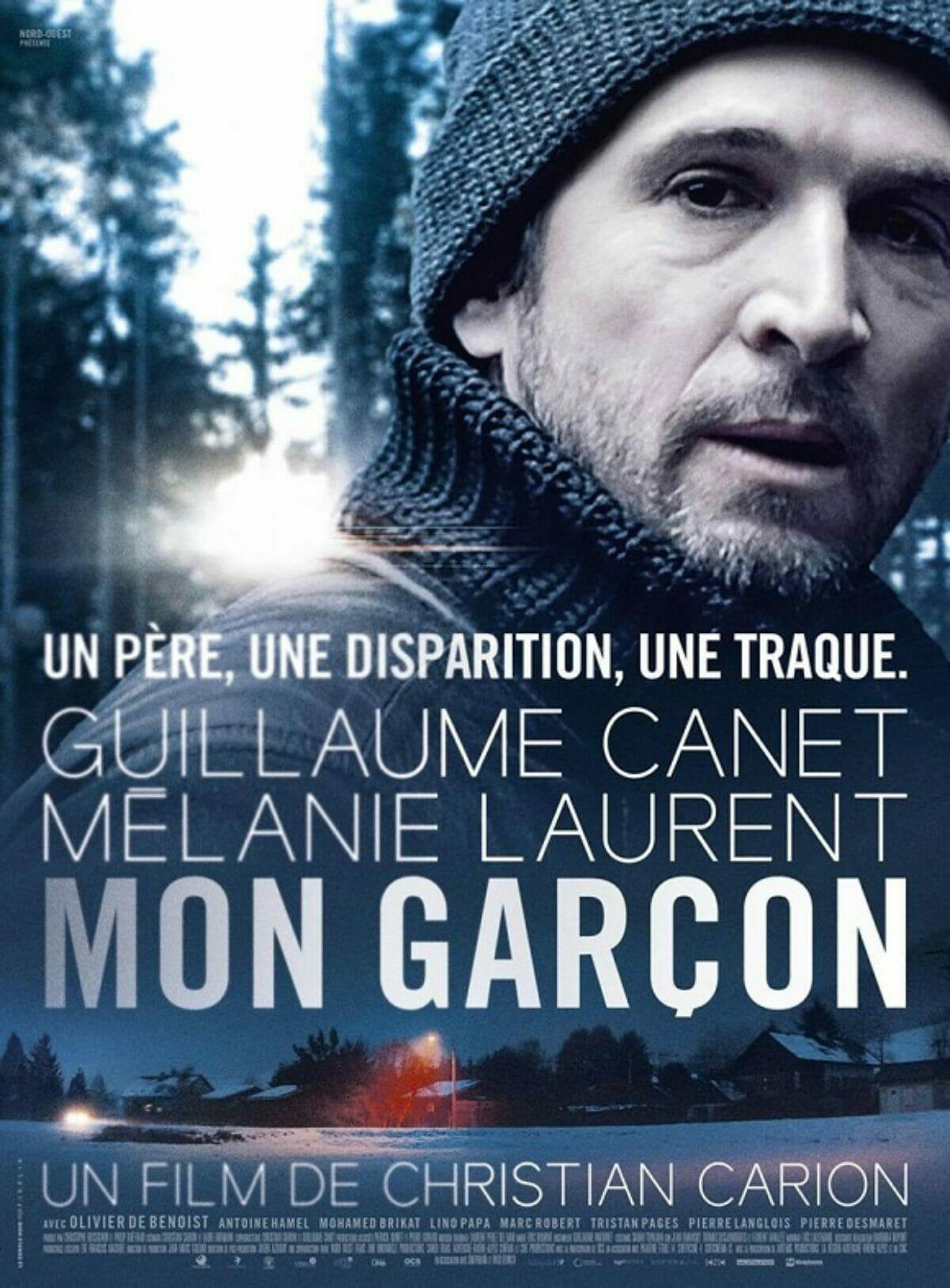 Mon-Garçon-poster