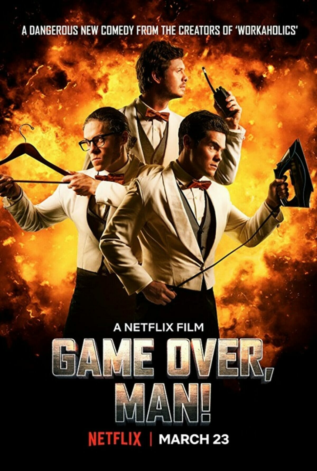 Game-Over-Man-poster