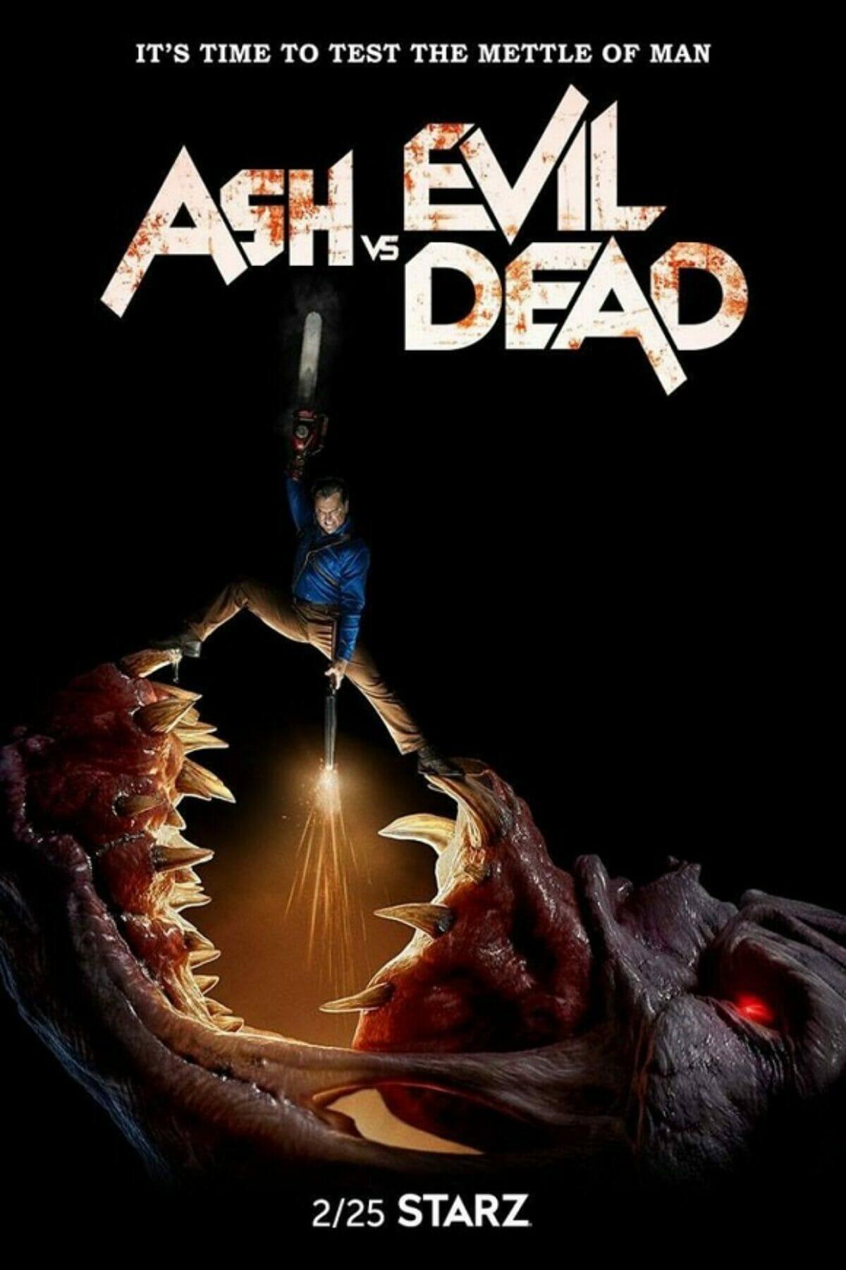 Ash-vs-Evil-Dead-saison-3-poster