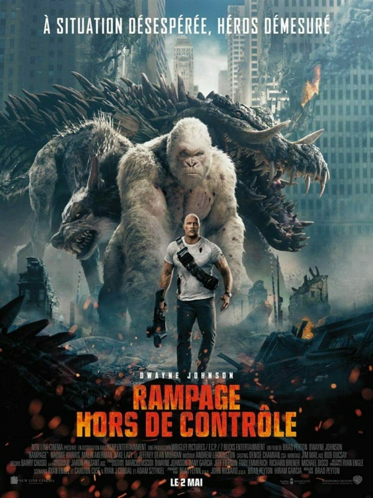 Rampage-poster
