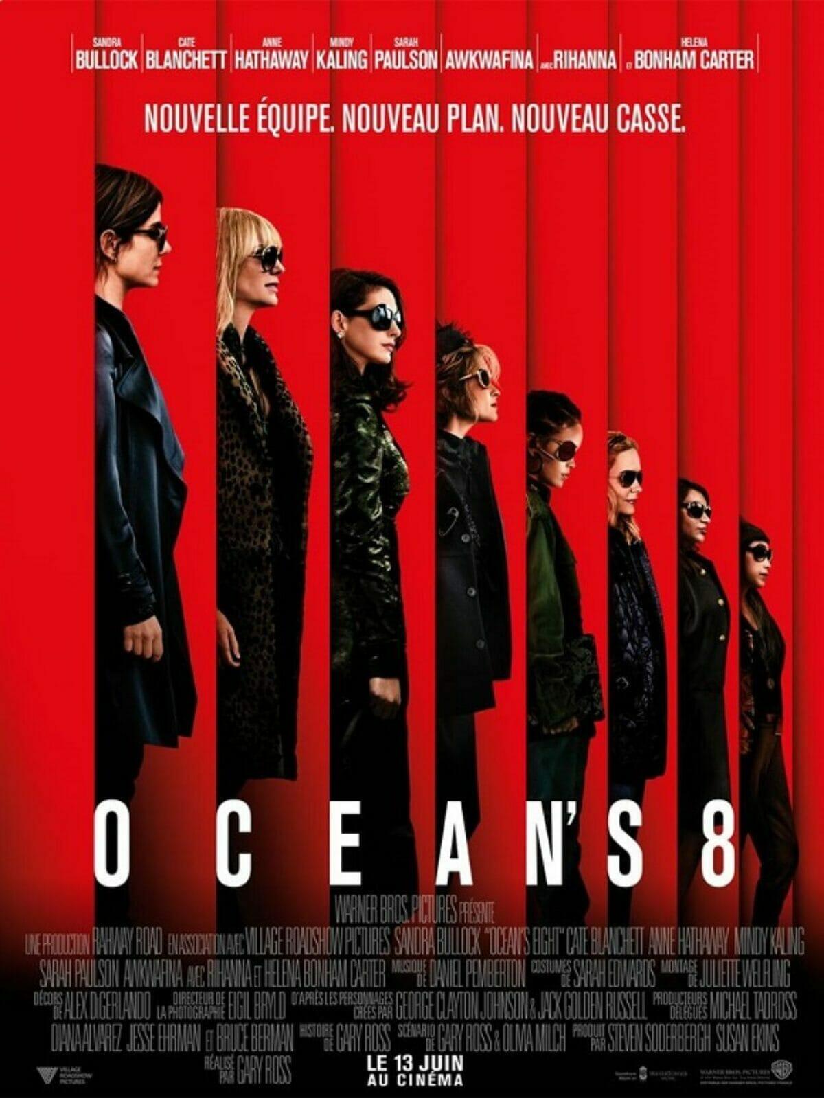 Oceans8-poster
