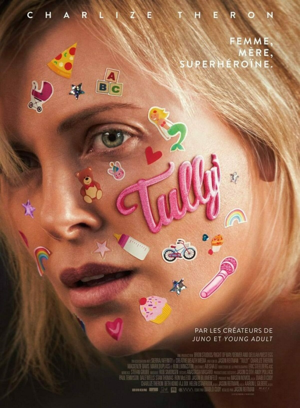 Tully affiche