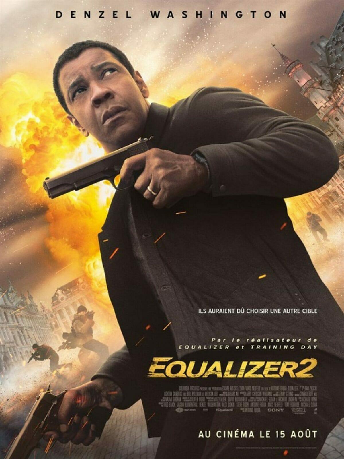 Equalizer 2 affiche