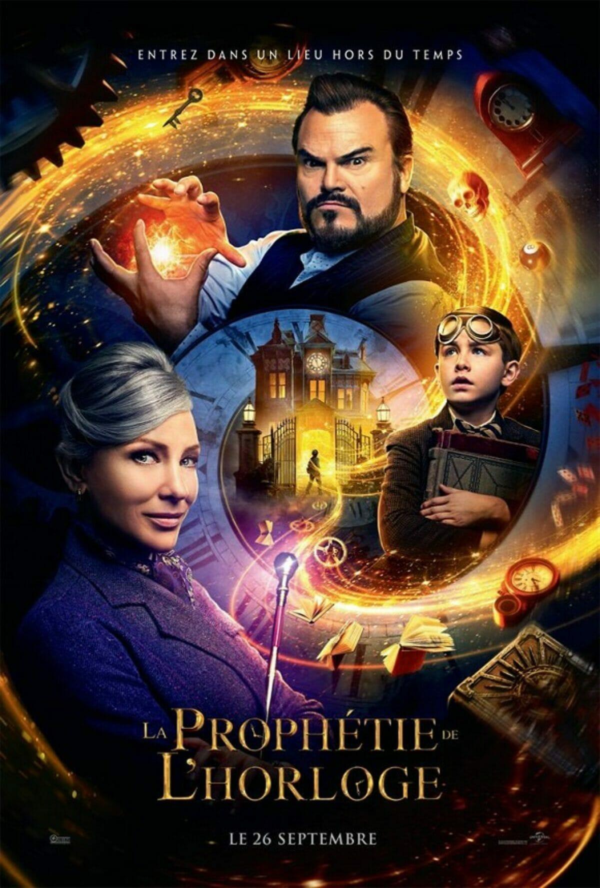 La-Prophétie-de-l'horloge-poster