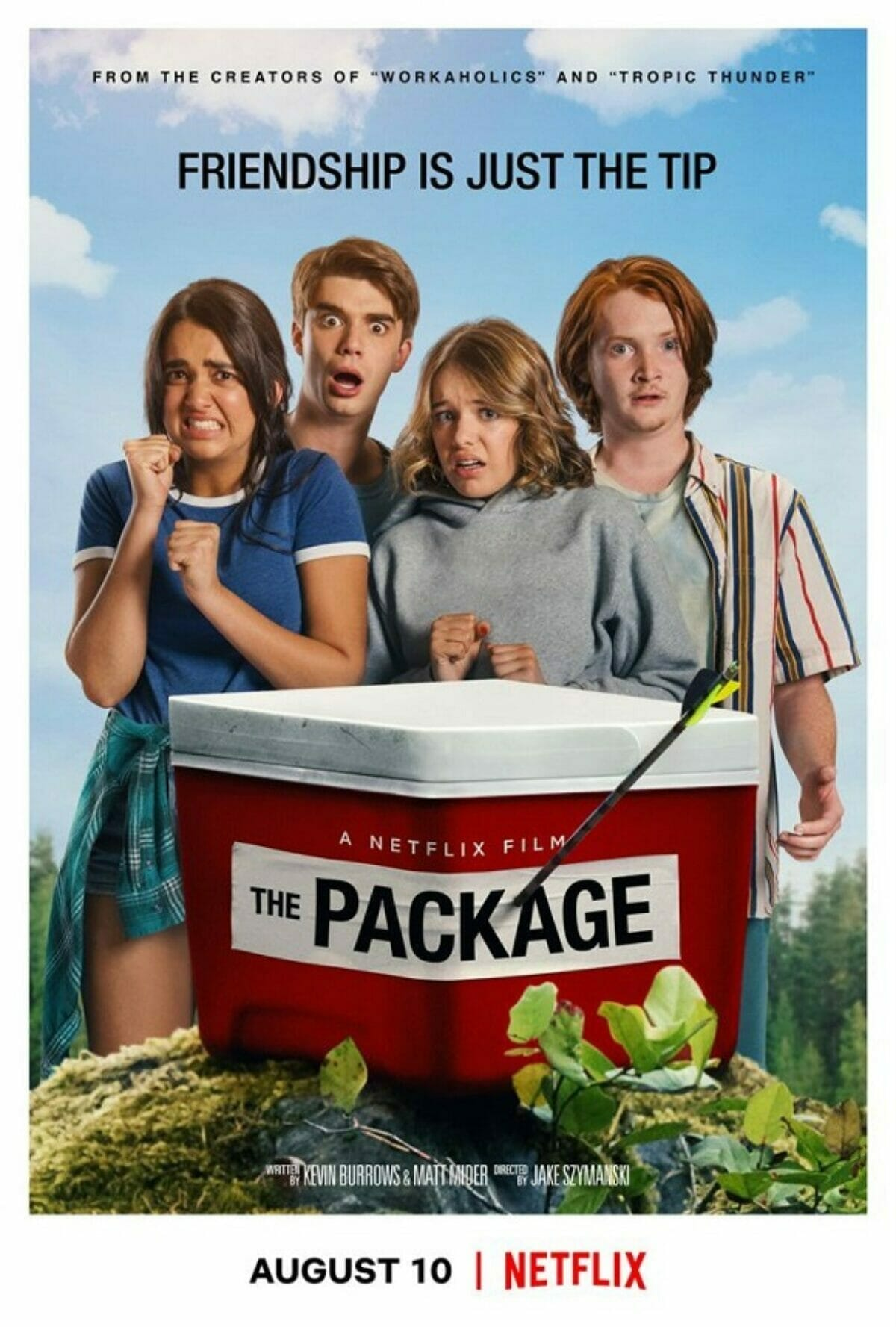 Le-Paquet-The-Package-poster
